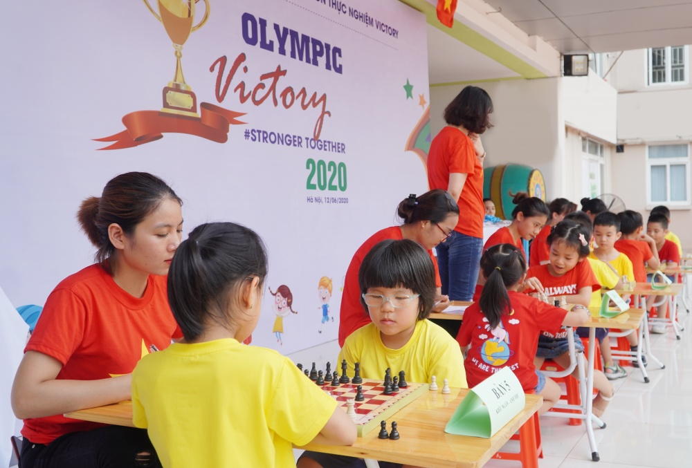 olympic the thao thuc day thoi quen ren luyen the chat tu lua tuoi mam non