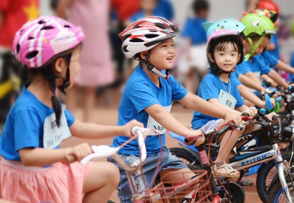 Olympic thể thao - Thúc đẩy thói quen rèn luyện thể chất từ lứa tuổi mầm non