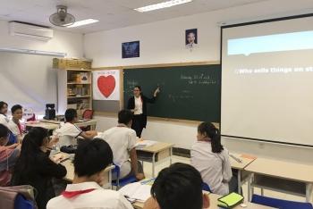 Từ 18/6, rà soát để xếp lớp đào tạo nâng chuẩn quốc tế cho giáo viên tiếng Anh
