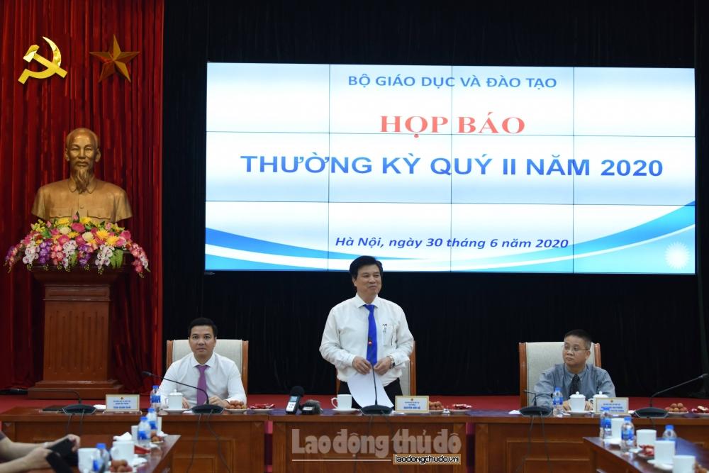 hon 6000 giang vien dai hoc se tham gia thanh kiem tra ky thi tot nghiep trung hoc pho thong
