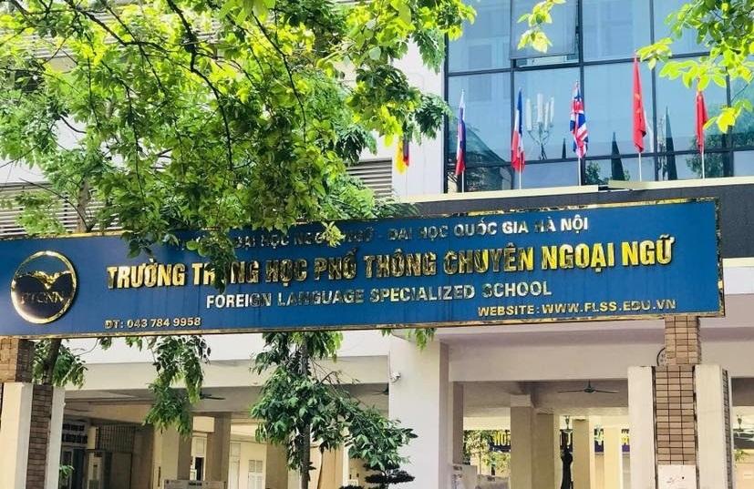 Tạm hoãn tổ chức thi tuyển sinh lớp 10 Trường Trung học phổ thông Chuyên Ngoại ngữ