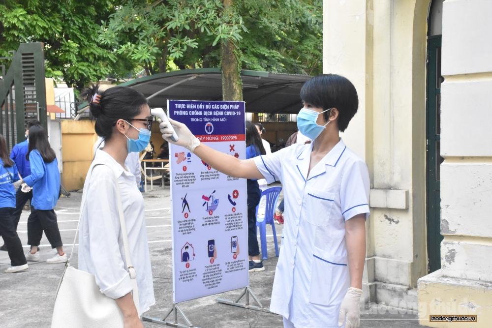 Hà Nội thành lập 188 điểm thi tốt nghiệp Trung học phổ thông