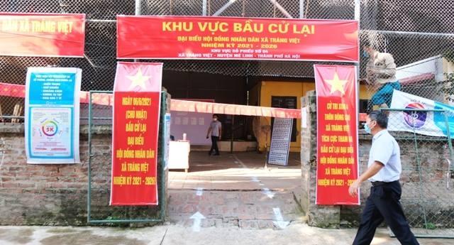Khai trừ hai đảng viên liên quan sai phạm tại Tổ bầu cử số 4 xã Tráng Việt