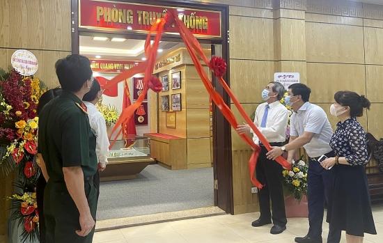 Quận Ba Đình: Khánh thành phòng truyền thống nhân kỷ niệm 60 năm thành lập quận