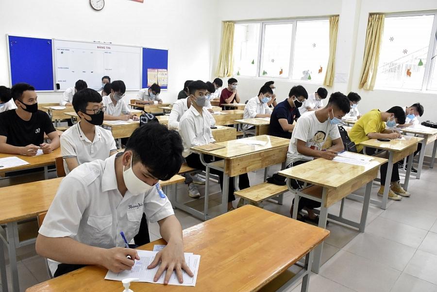 Sẽ tổ chức đợt thi thứ 2 kỳ thi tốt nghiệp Trung học phổ thông cho thí sinh không thể dự thi vào 7-8/7 vì dịch Covid-19