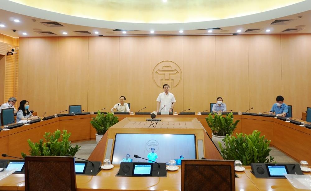 Đảm bảo kỳ thi tốt nghiệp Trung học phổ thông năm 2021 tại Hà Nội diễn ra an toàn