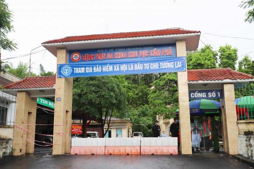 Quảng Ninh: Triển khai đồng bộ các biện pháp, quyết tâm không để lây lan dịch bệnh trong cộng đồng