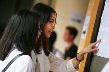 Hà Nội có số điểm 10 thi THPT cao nhất cả nước