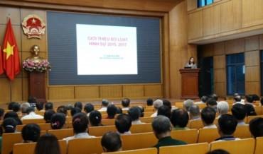 Quận Ba Đình: Phổ biến Bộ Luật hình sự và công tác hòa giải ở cơ sở