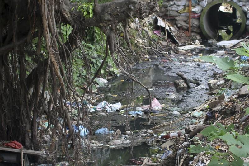 Mương ô nhiễm ở phường Ngọc Hà sẽ sớm được cải tạo