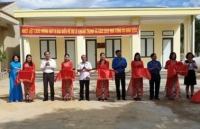 Ngành Giáo dục và Đào tạo Hà Nội: Khánh thành, bàn giao hai nhà công vụ