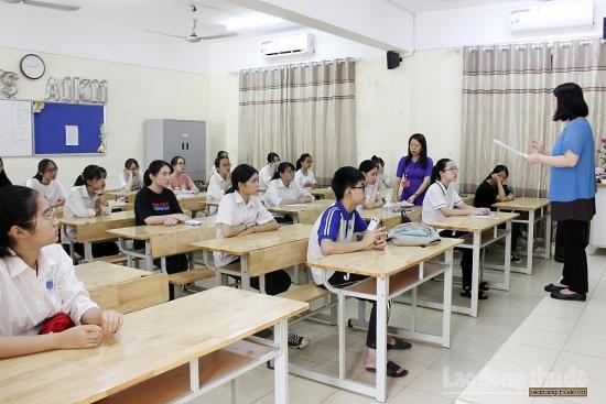 Hà Nội: Sẵn sàng cho kỳ thi tuyển sinh vào lớp 10 năm học 2020 - 2021