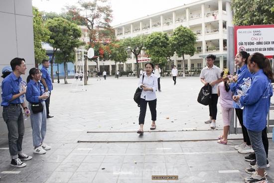 Hà Nội: Công bố đáp án, thang điểm các bài thi trong kỳ thi tuyển sinh vào lớp 10 công lập