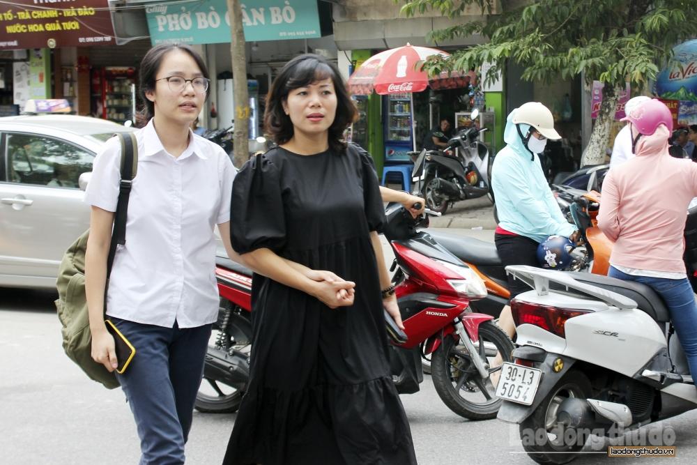 Hà Nội: Hàng nghìn thí sinh hoàn thành cuộc đua giành vé vào lớp 10 chuyên