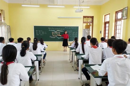 Giáo viên sẽ được nghỉ hè tối đa 8 tuần