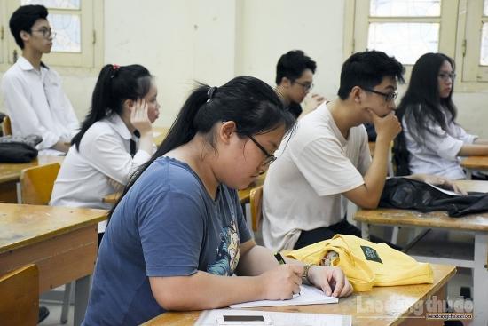 Vẫn tổ chức kỳ thi tốt nghiệp Trung học phổ thông theo đúng kế hoạch