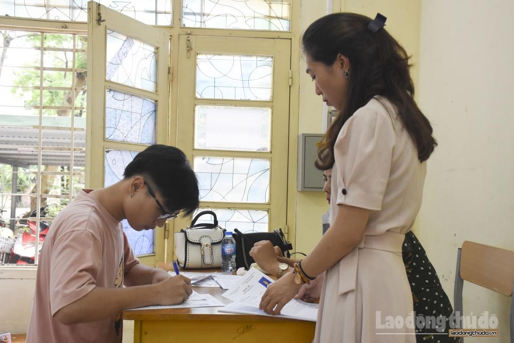 ky thi tot nghiep trung hoc pho thong nam 2020 phan loai thi sinh thanh 4 nhom