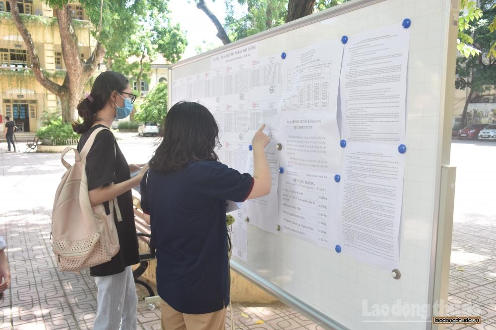 Hà Nội quyết tâm bảo đảm an toàn cho kỳ thi tốt nghiệp Trung học phổ thông trong mọi tình huống