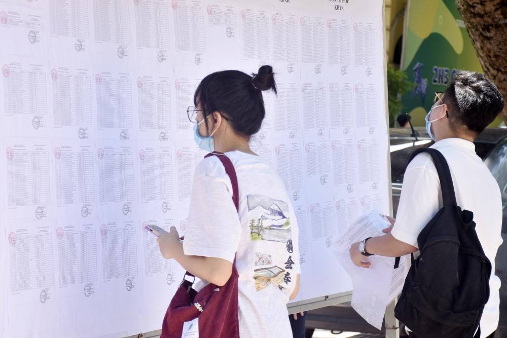 Hà Nội: Điều động gần 800 giáo viên chấm thi tốt nghiệp Trung học phổ thông