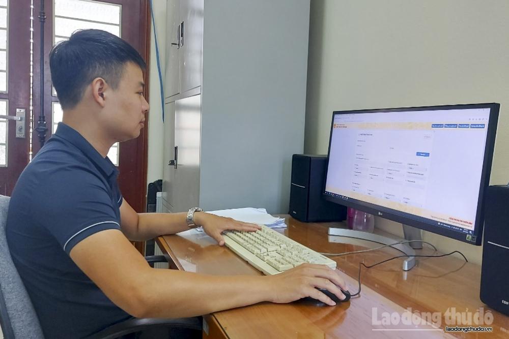 Hà Nội: 67% số hồ sơ theo phân tuyến đăng ký tuyển sinh lớp 1 thành công