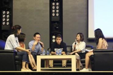 Ngày hội khóa và hướng nghiệp về ngành công nghiệp dệt may