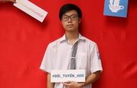 Học sinh Thủ đô đạt điểm tuyệt đối phần thi thực hành tại kỳ thi Olympic Hóa học quốc tế