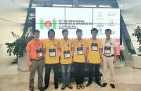 Việt Nam xếp hạng 4 thế giới tại Olympic Tin học quốc tế 2019