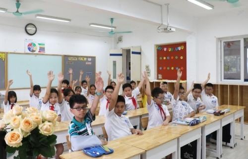 """Năm """"nước rút"""" của Giáo dục Tiểu học"""