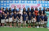 Phu nhân Thủ tướng Úc trò chuyện và đọc sách cùng học sinh Việt Nam