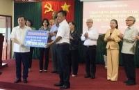 Ngành Giáo dục Hà Nội trao hỗ trợ cho ngành Giáo dục tỉnh Bình Phước