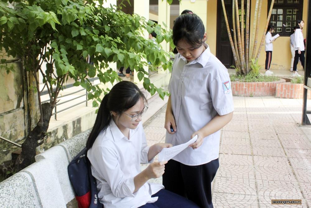 Điểm chuẩn trúng tuyển bổ sung vào lớp 10 công lập tại Hà Nội