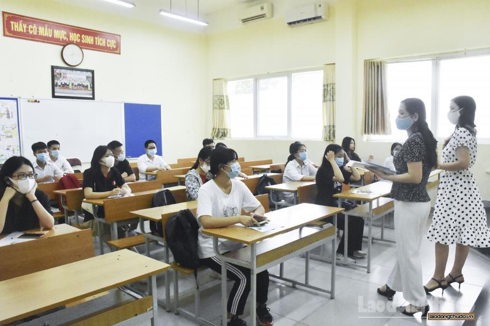 Điều động 265 cán bộ, giảng viên tham gia công tác thanh tra, kiểm tra thi tốt nghiệp Trung học phổ thông đợt 2