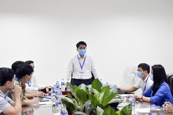 Chủ tịch thành phố Hà Nội: Tạomôi trường yên lành, không ảnh hưởng đến tâm lý của thí sinh