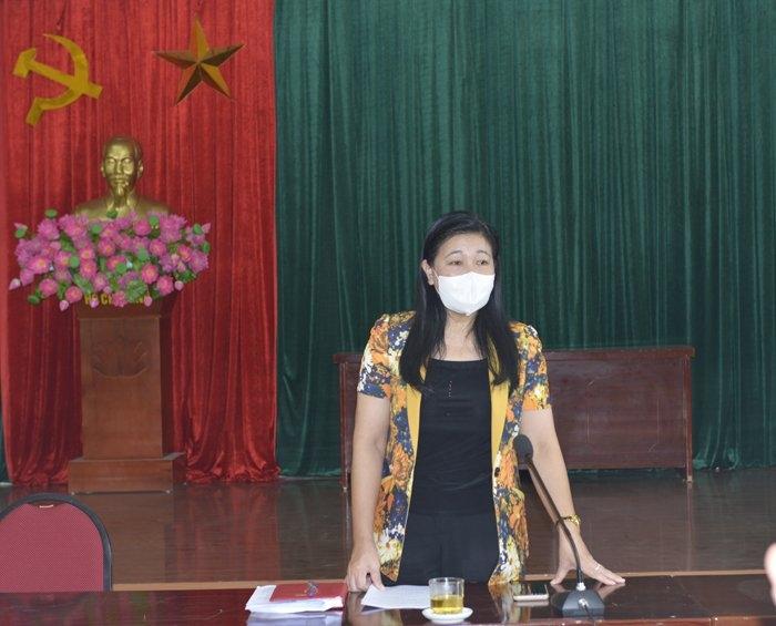 Thị xã Sơn Tây: Thường xuyên kiểm tra, giám sát chặt chẽ các biện pháp phòng, chống dịch