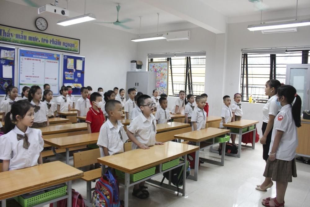 Tiếp tục đảm bảo chất lượng, đa dạng hoá hình thức dạy học
