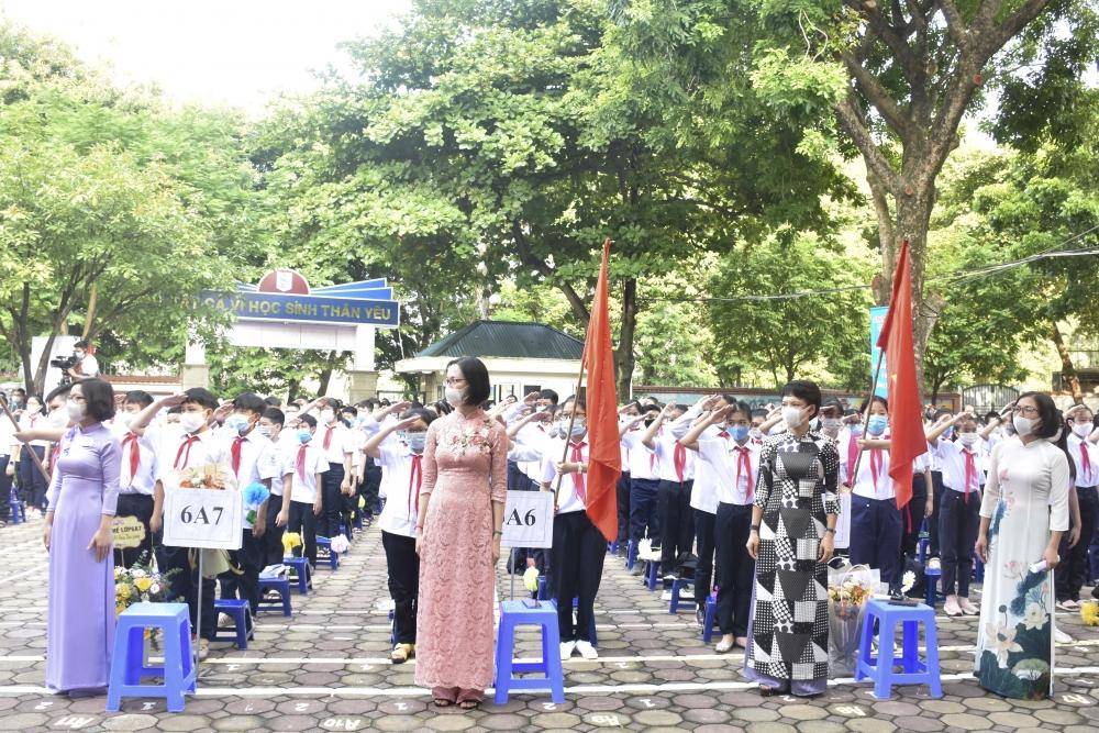 Hà Nội: Học sinh tựu trường sớm nhất từ ngày 1/9