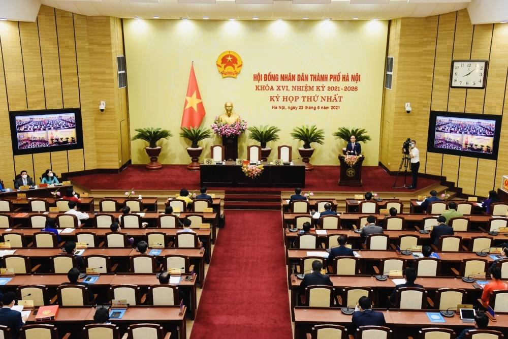 Hà Nội: Hoãn tổ chức Kỳ họp thứ hai HĐND Thành phố khóa XVI, nhiệm kỳ 2021-2026