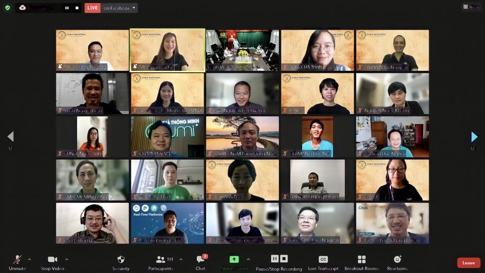 100 doanh nghiệp cam kết hợp tác đào tạo nhân lực ngành Công nghệ thông tin