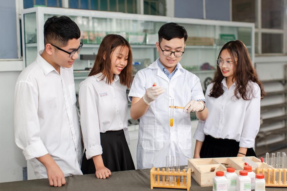 Đạt nhiều kết quả toàn diện trong năm học 2020-2021