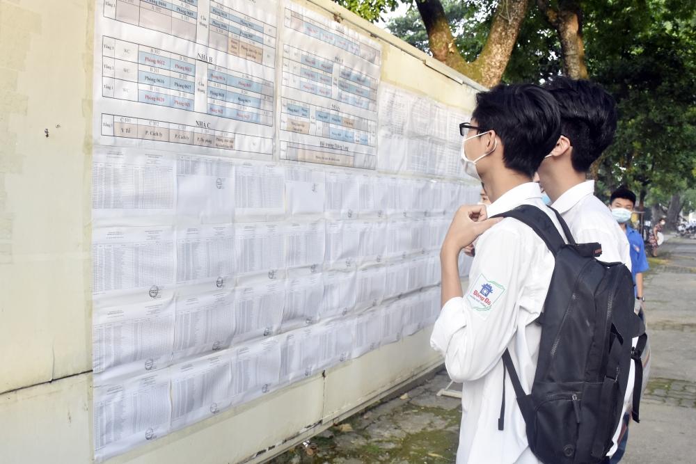 Thí sinh điều chỉnh nguyện vọng đăng ký xét tuyển đại học từ ngày 29/8