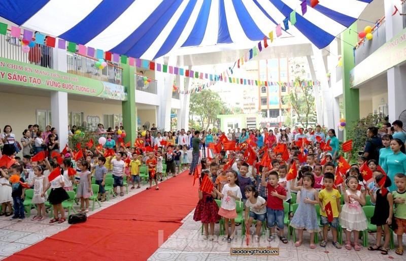 Hà Nội: 25 trường học có 100% vốn đầu tư nước ngoài