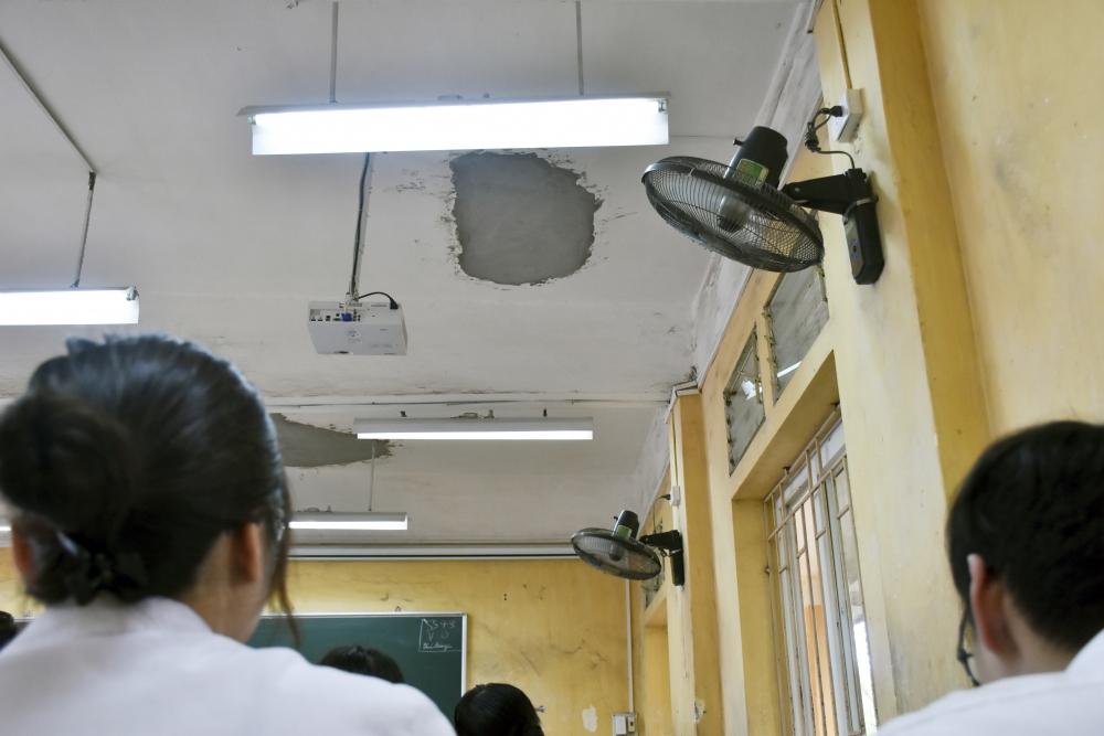 Kiên quyết không đưa vào sử dụng các công trình trường, lớp học không đảm bảo an toàn