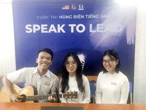 chinh thuc khoi dong vong 2 cuoc thi speak to lead 1