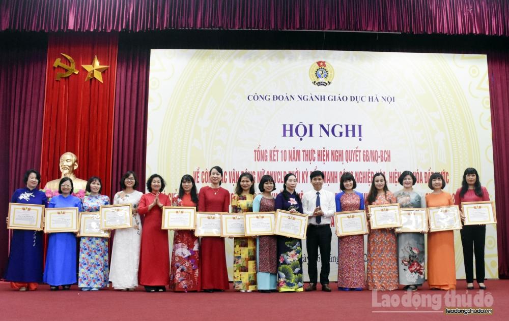 Nâng cao chất lượng hoạt động công tác nữ công