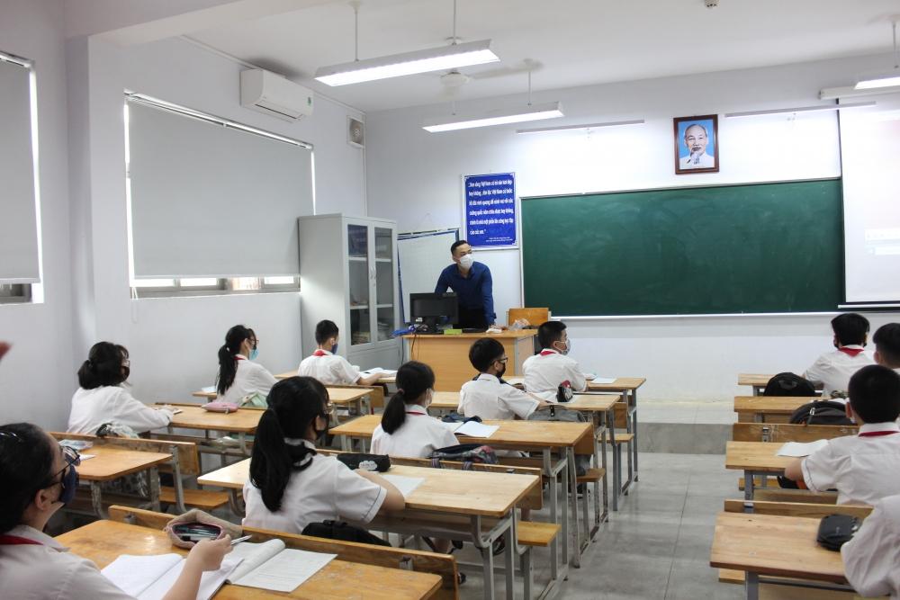 Mỗi trường học, mỗi cơ sở giáo dục là một pháo đài chống dịch