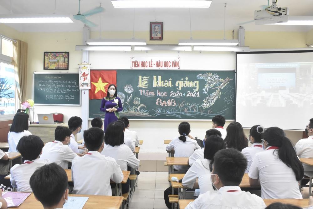 Sẵn sàng cho năm học mới 2021-2022