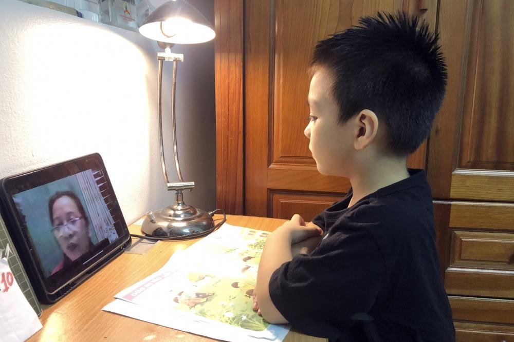Hà Nội tiếp tục dạy và học trực tuyến bảo đảm phù hợp, hiệu quả