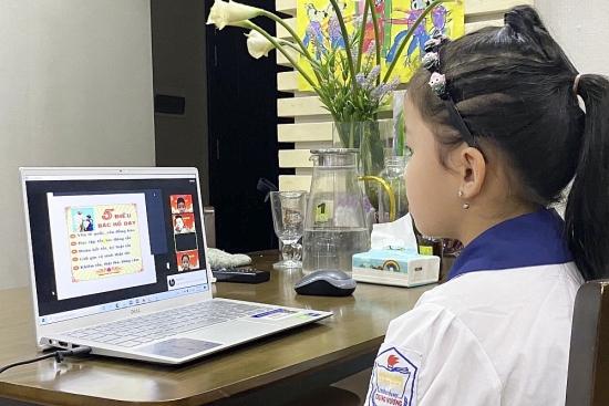 Đảm bảo an toàn cho học sinh trong quá trình học trực tuyến tại gia đình