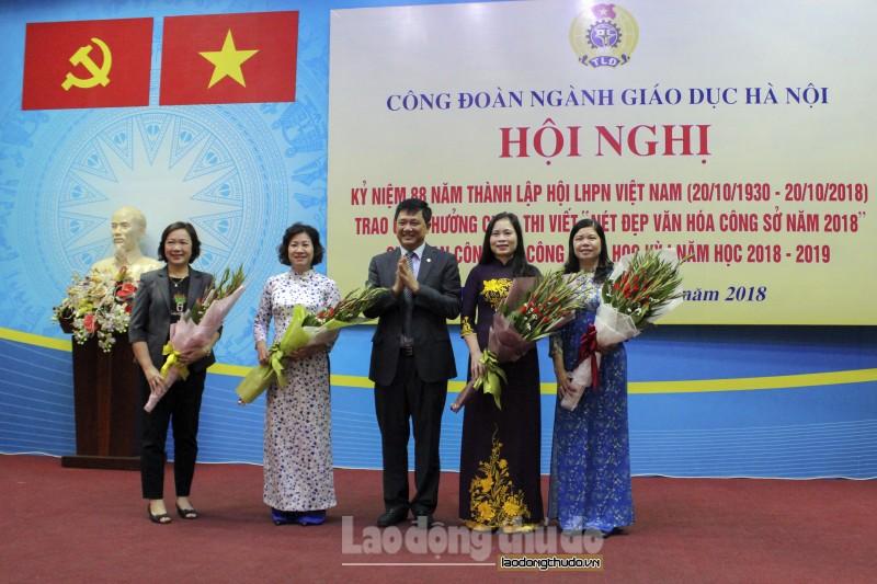 Kỷ niệm 88 năm thành lập Hội Liên hiệp Phụ nữ Việt Nam