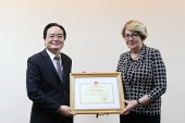 Thúc đẩy hợp tác giáo dục Việt Nam – Liên bang Nga